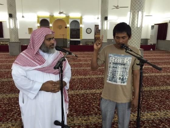 اسلام تسعه وافدين (4)