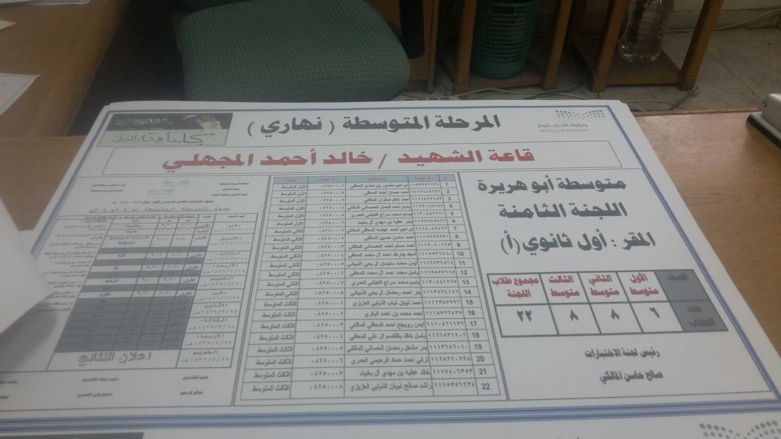 اسماء-الشهداء-تزين-مدرستين-باضم (3)