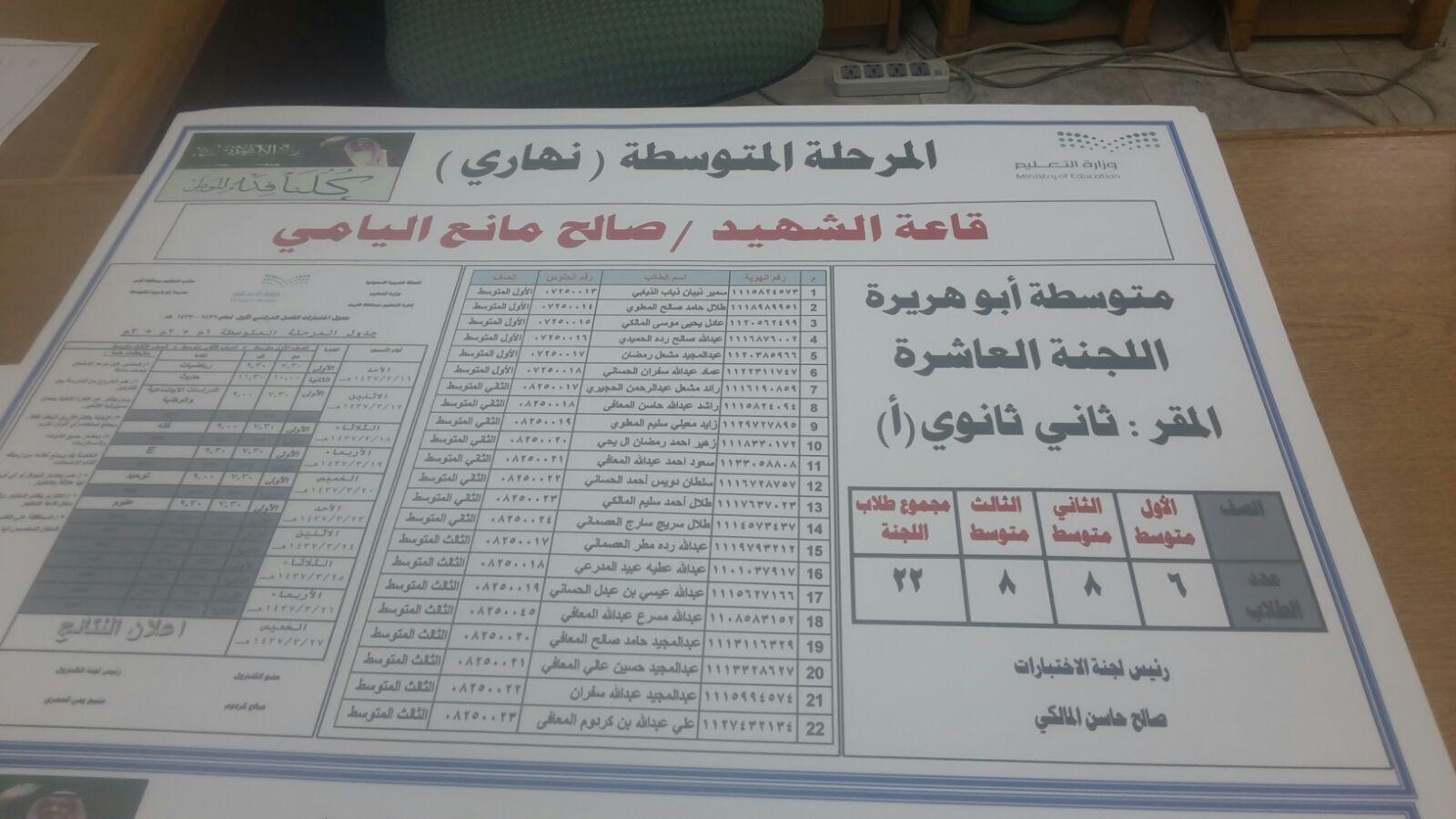 اسماء-الشهداء-تزين-مدرستين-باضم (4)