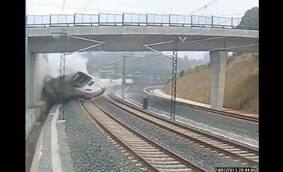 اسوا حادث قطار
