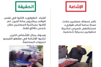 بيان مصور وإجراء.. شائعة تأخر إسعاف مصاب الخميس تستفز الصحة - المواطن