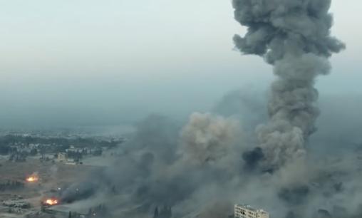 اشتباكات حرب حلب