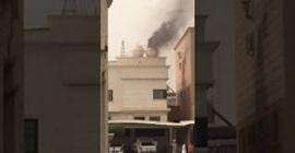 شاهد.. اشتعال النار في المياه بالكويت بسبب الحرارة! - المواطن
