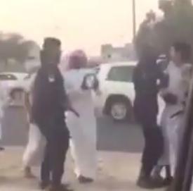 اصابة رقيب بالكويت