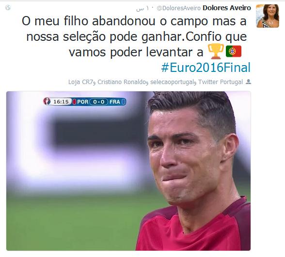 اصابة كريستيانو رونالدو (3)