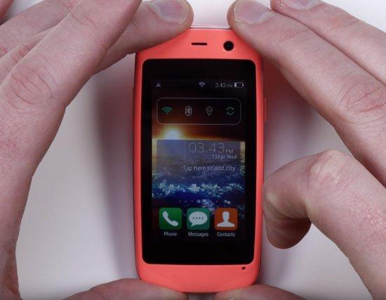 اصغر هاتف اندرويد في العالم (4)