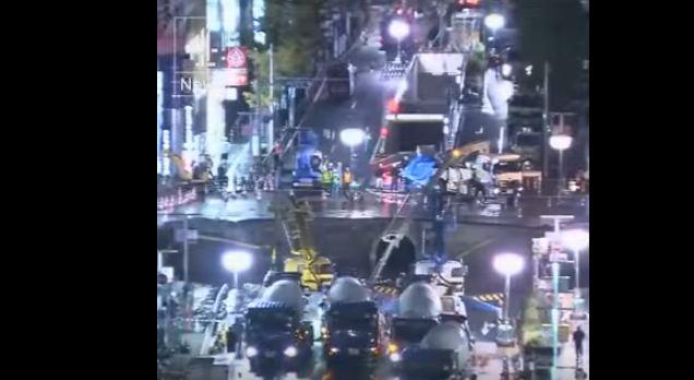 اصلاح الطرق في اليابان