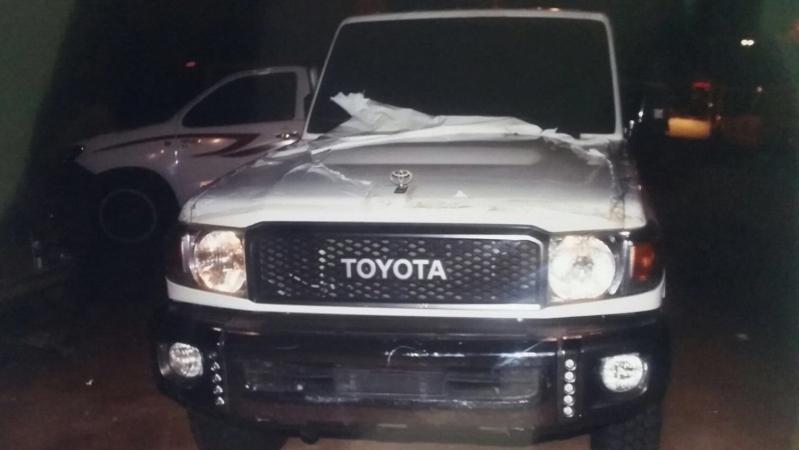 اطاحة اربعة اشخاص سرقوا سيارات بعنيزة (1)