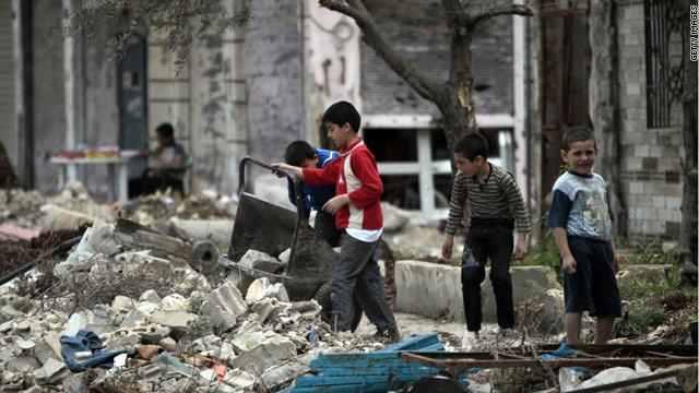 اليونيسف: 55 ألف طفل سوري انقطعت عنهم المساعدات - المواطن