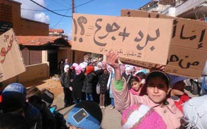 اطفا سوريا يموتون جوعا (5)