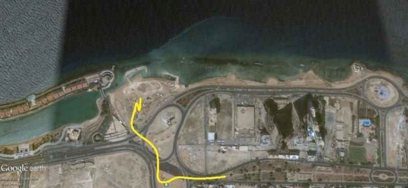 اطول جسر مشاة في مكة 3