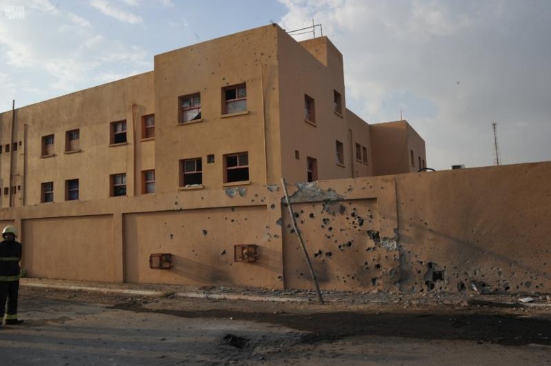 اعتداءات المليشيات الحوثية على قرى جازان (1)