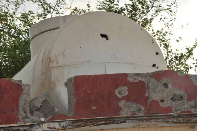 اعتداءات المليشيات الحوثية على قرى جازان (4)
