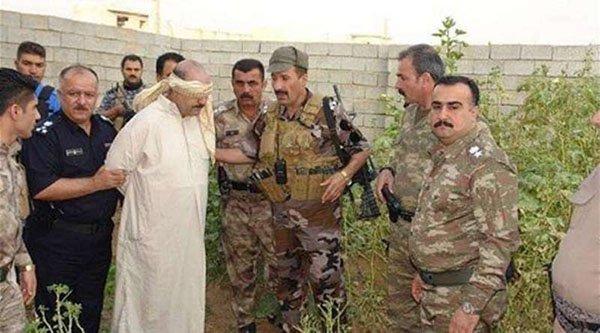اعتقال ابن خالة صدام حسين (2)