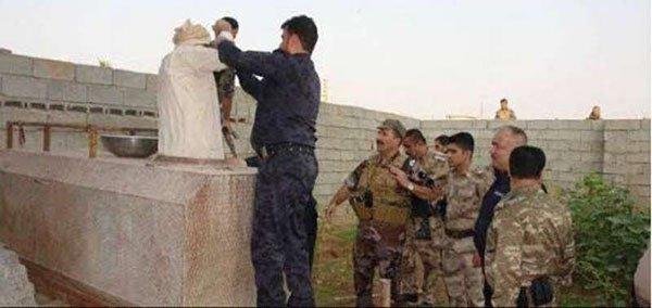اعتقال ابن خالة صدام حسين (4)