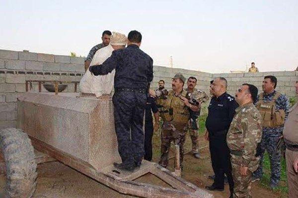 اعتقال ابن خالة صدام حسين (6)