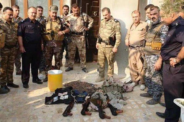 اعتقال ابن خالة صدام حسين (7)