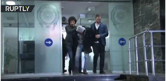 اعتقال شخصين تركيا