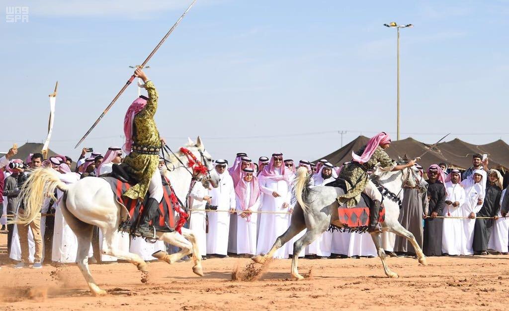 بالصور.. موقع مهرجان ناركم حيةمقر دائم لتراثية الصويدرة - المواطن