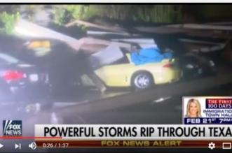 اعصار تكساس