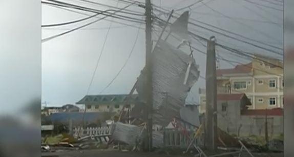 اعصار هيما الفلبين