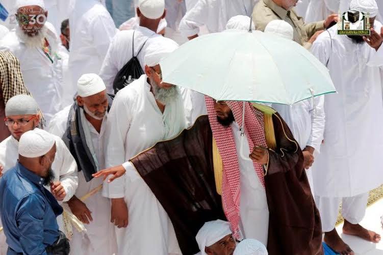 اعضاء هيئة المسجد الحرم همة ونشاط (1) 