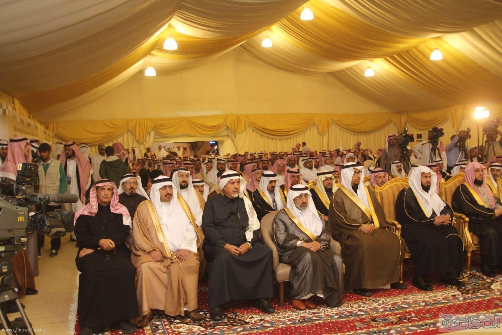 اعلام السعودية توثق سيرة المتحمي وكرم اسرته (2)
