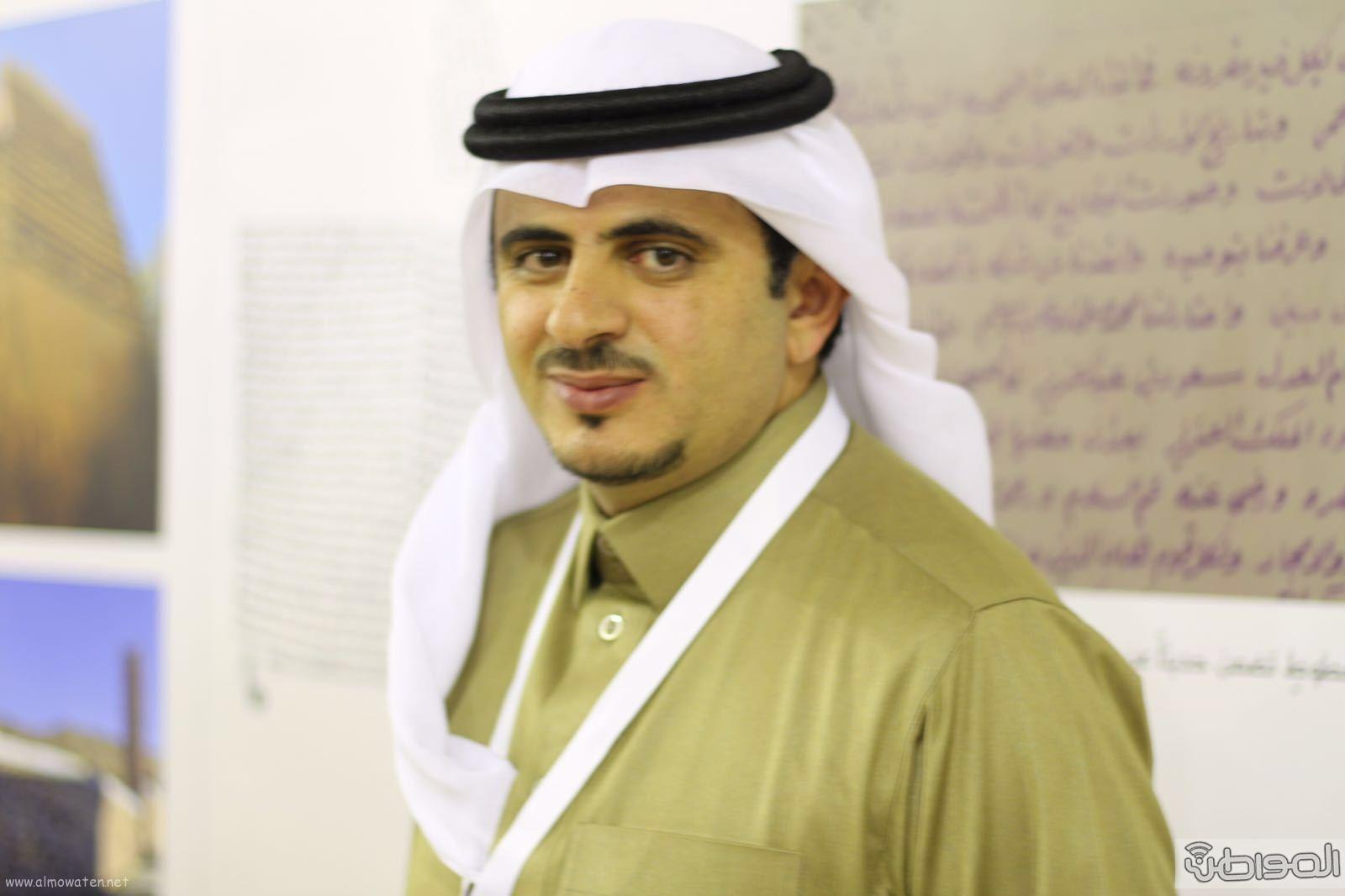 اعلام السعودية توثق سيرة المتحمي وكرم اسرته
