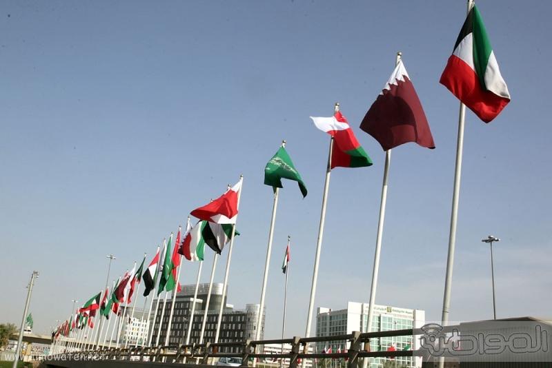 اعلام دول مجلس التعاون (2)