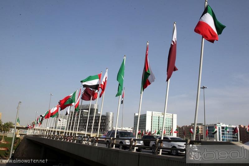 اعلام دول مجلس التعاون (3)