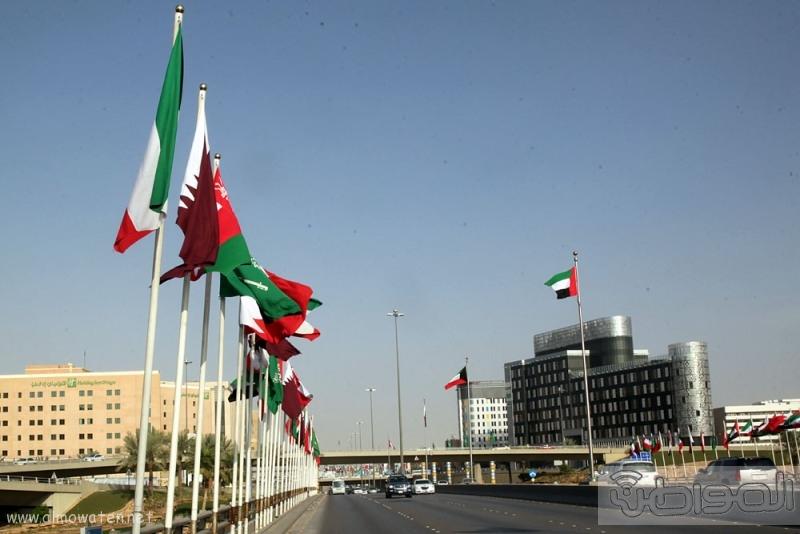 اعلام دول مجلس التعاون (4)