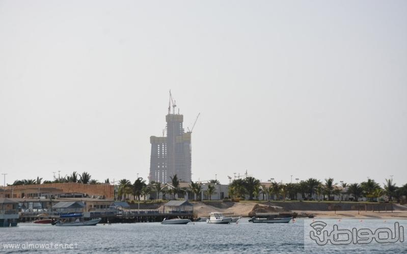 اعلى برج بالعالم بمدنية جدة الاقتصادية برج الوليد (2)