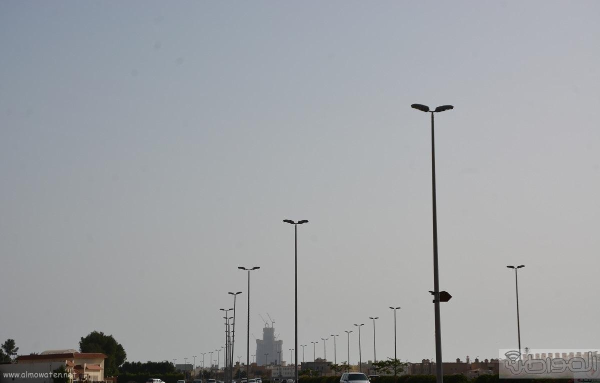 اعلى برج بالعالم بمدنية جدة الاقتصادية برج الوليد (3)