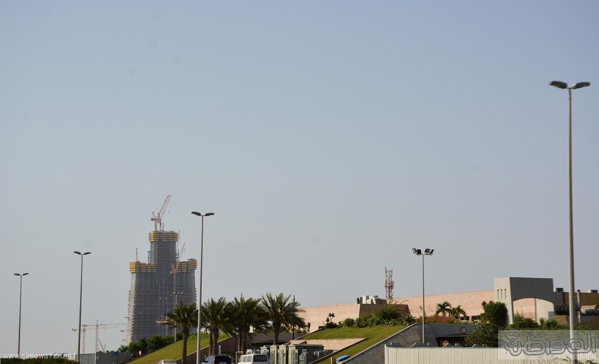 اعلى برج بالعالم بمدنية جدة الاقتصادية برج الوليد (6)