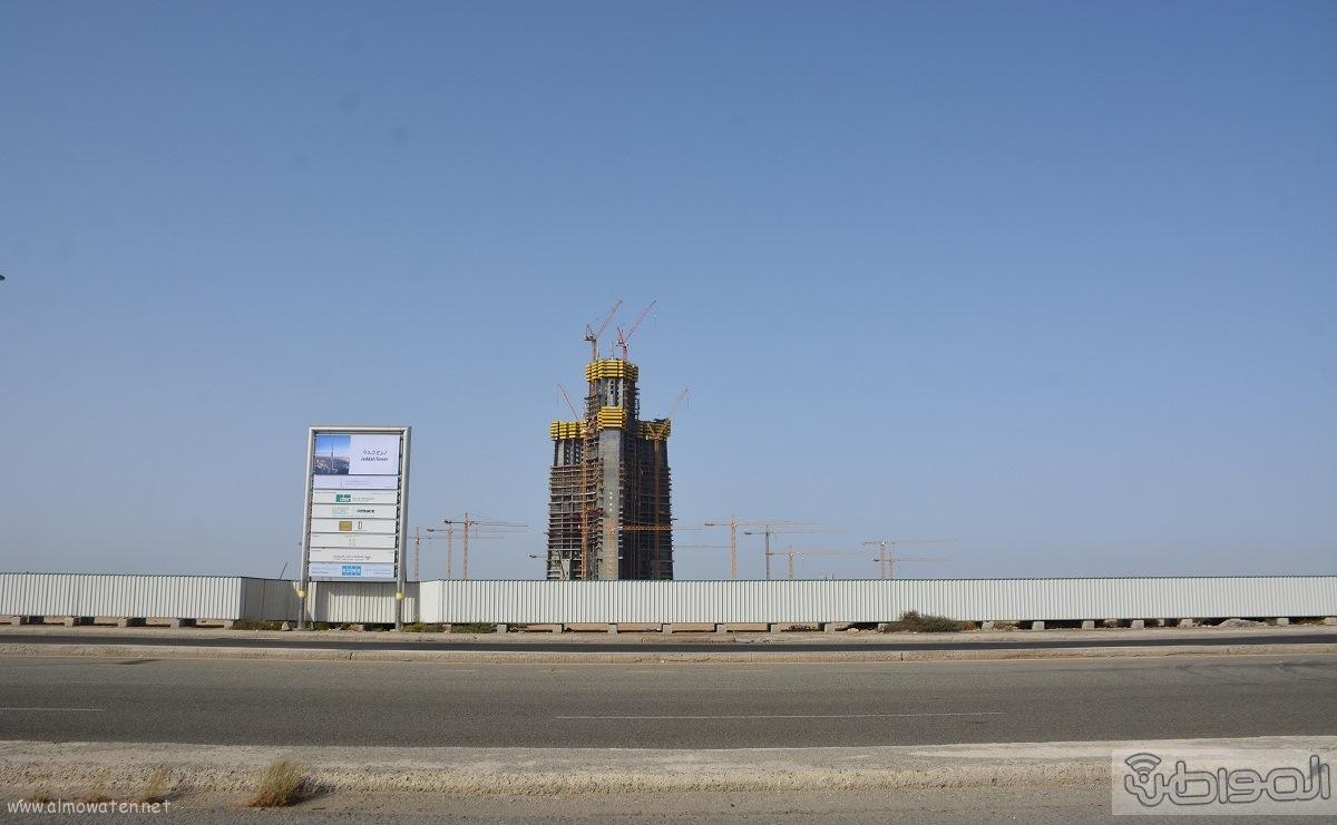 اعلى برج بالعالم بمدنية جدة الاقتصادية برج الوليد (9)