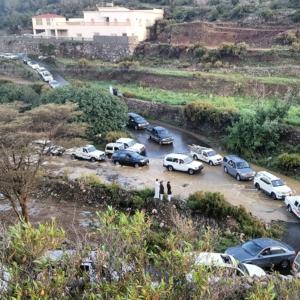 اغلاق طريق قرى بني مازن (31195651) 