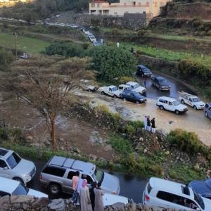 اغلاق طريق قرى بني مازن (31195652) 