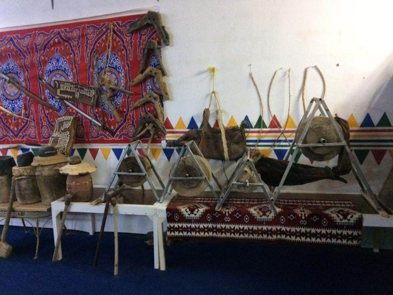 افتتاح أكبر متحف أثري بالعُرضيات (9)