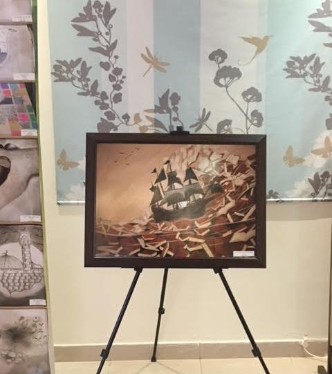 افتتاح المعرض الفني للمشاريع الوزارية بـتعليم مكة (1)
