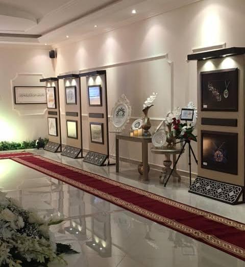 افتتاح المعرض الفني للمشاريع الوزارية بـتعليم مكة (5)