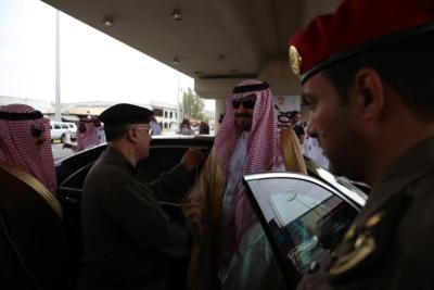 افتتاح جسر طريق الملك فهد بـ #سكاكا6