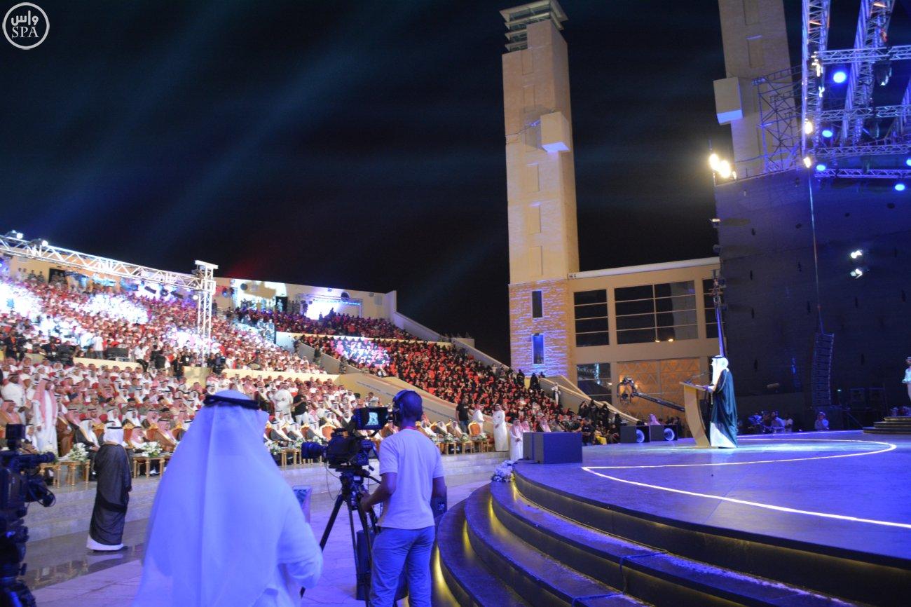 افتتاح سوق عكاظ (6)