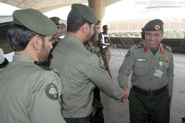 افتتاح صاله الجوزات بمطار الملك خالد (32)