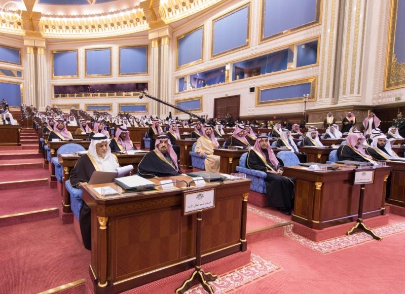 افتتاح مجلس الشورى2
