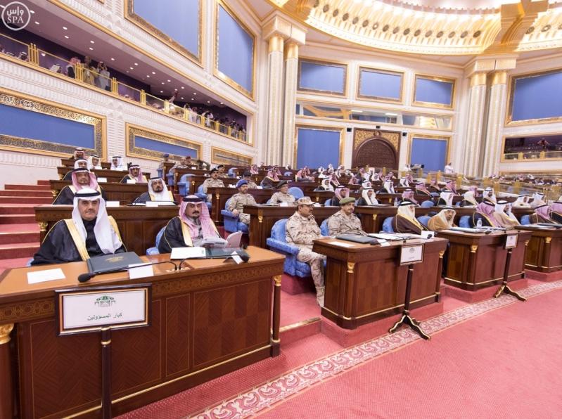 افتتاح مجلس الشورى3