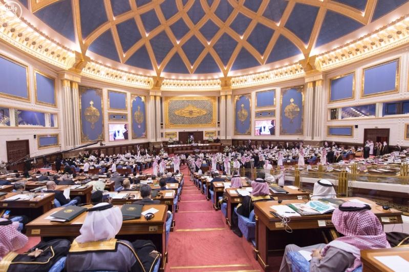 افتتاح مجلس الشورى5