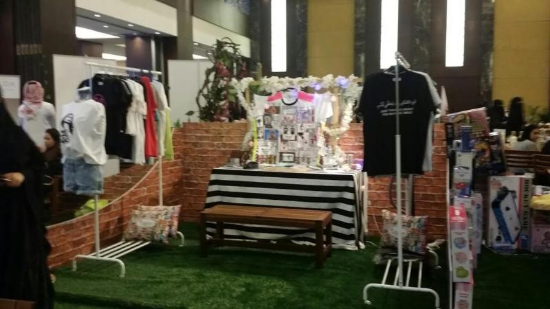افتتاح معرض ليالي فيروز بالخبر 2