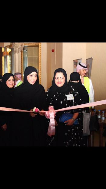 افتتاح معرض ليالي فيروز بالخبر8