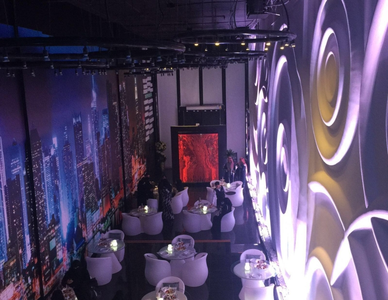 افتتاح مقهي نفوس لاونج  (2)