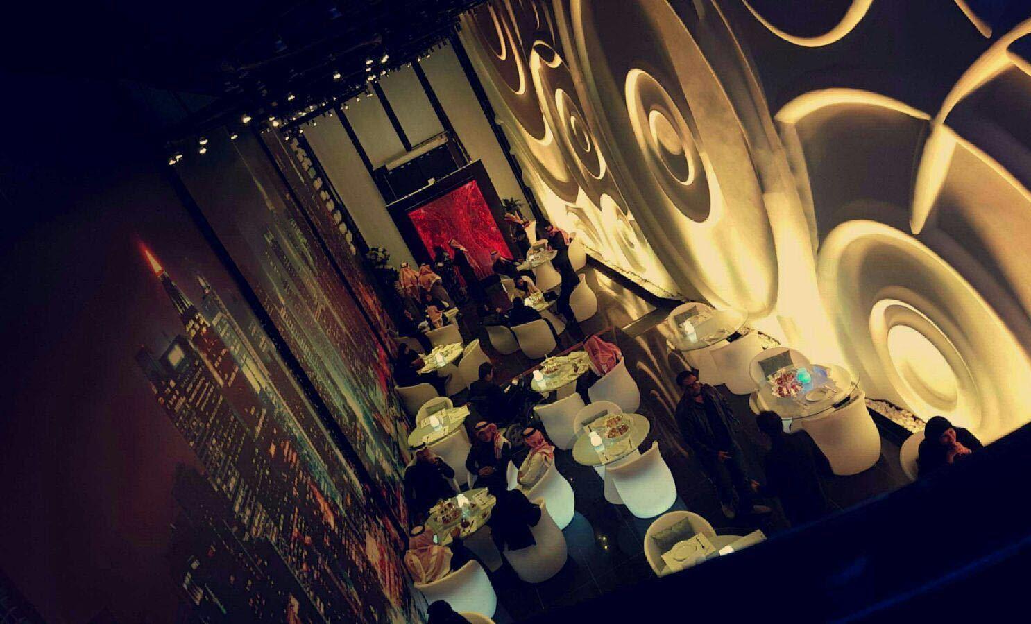 افتتاح مقهي نفوس لاونج (4)
